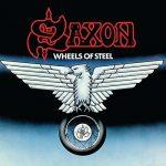 SAXON: Wheels Of Steel (LP, coloured, ltd.)