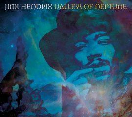 JIMI HENDRIX: Valleys Of Neptune (CD)