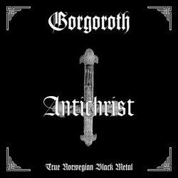 GORGOROTH: Antichrist (CD, reissue)