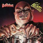DESTRUCTION: Live Without Sense (CD, reissue)