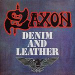 SAXON: Denim And Leather (CD, Extended)