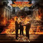BONFIRE: Temple Of Lies (CD)