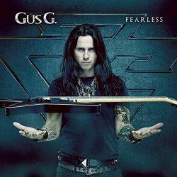 GUS G.: Fearless (CD, digipack)