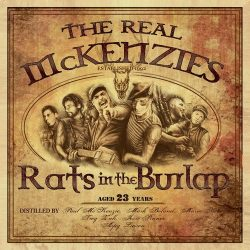 REAL MCKENZIES: Rats In The Burlap (LP)
