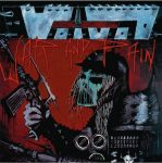 VOIVOD: War And Pain (LP, 180 gr, black, remastered)