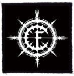 CARPATHIAN FOREST: Logo (95x95) (felvarró)