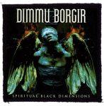 DIMMU BORGIR: Spiritual Black Dimensions (95x95) (felvarró)