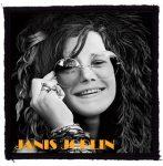 JANIS JOPLIN: Smile (95x95) (felvarró)