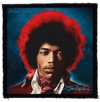 JIMI HENDRIX: Both Sides Of The Sky (95x95) (felvarró)