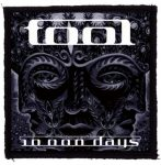 TOOL: 10000 Days (95x95) (felvarró)
