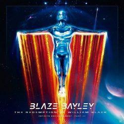 BLAZE BAYLEY: The Redemption Of William Black (CD)