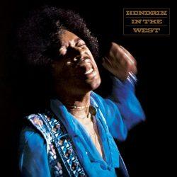 JIMI HENDRIX: Hendrix In The West (CD)