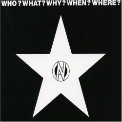 WHO? WHAT? WHY? WHEN? WHERE? (CD, compilation)