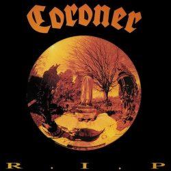 CORONER: R.I.P. (CD)