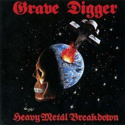GRAVE DIGGER: Heavy Metal Breakdown (CD, + bonus)