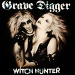 GRAVE DIGGER: Witch Hunter (CD, + bonus)