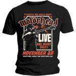 MOTORHEAD: Lemmy Firepower (póló)