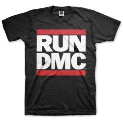 RUN DMC: Logo (póló)