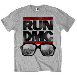 RUN DMC: Glasses NY (póló)