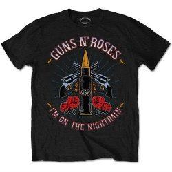 GUNS N' ROSES: Night Train (póló)