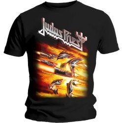 JUDAS PRIEST: Firepower (póló)