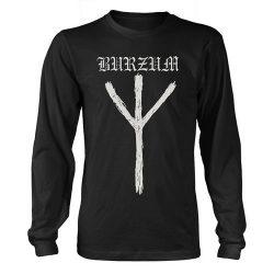 BURZUM: Rune (hosszúujjú póló)