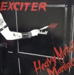 EXCITER: Hevy Metal Maniac (CD)