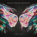 BULLET FOR MY VALENTINE: Gravity (CD, +2 bonus, ltd.) (akciós!)