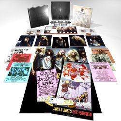 GUNS N' ROSES: Appetite For Destruction (5CD+Blu-ray box-set)
