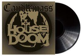CANDLEMASS: House Of Doom (LP)