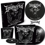 IMMORTAL: Northern Chaos Gods (boxset: LP+CD, picture disc, poster, photo card, patch, ltd.)