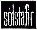 SOLSTAFIR: Logo (95x70) (felvarró)