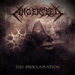 ANGERSEED: The Proclamation (CD, +5 bonus, digipack)