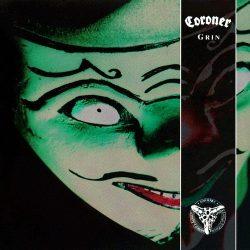 CORONER: Grin (LP)