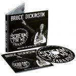 BRUCE DICKINSON: Scream For Me Sarajevo (CD)