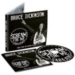 BRUCE DICKINSON: Scream For Me Sarajevo (CD)