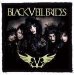 BLACK VEIL BRIDES: Band (95x95) (felvarró)