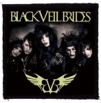BLACK VEIL BRIDES: Band (95x95) (felvarró)