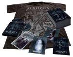 ATROCITY: Occult II (CD box, T-shirt = XL, ltd.)