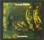 BLACK WIDOW: Sacrifice (2CD+DVD)