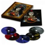 MOONSPELL: Lisboa Under The Spell (3CD+Blu-ray+DVD)