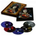 MOONSPELL: Lisboa Under The Spell (3CD+Blu-ray+DVD)