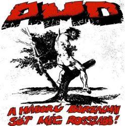 AMD: A háború borzalmai (LP, fehér/white vinyl, remastered))
