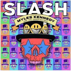 SLASH: Living The Dream (CD)
