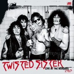 TWISTED SISTER: Live At The Marquee 1983 (2LP, red, 140 gr)