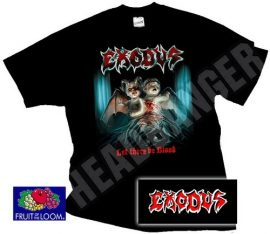 EXODUS: Let There Be Blood (póló)