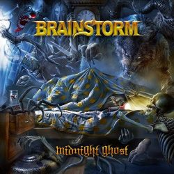BRAINSTORM: Midnight Ghost (CD)