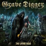 GRAVE DIGGER: The Living Dead (CD, digipack)