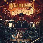 METAL ALLEGIANCE: Volume II-Power Drunk (CD)
