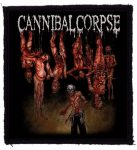 CANNIBAL CORPSE: Torture (85x95) (felvarró)